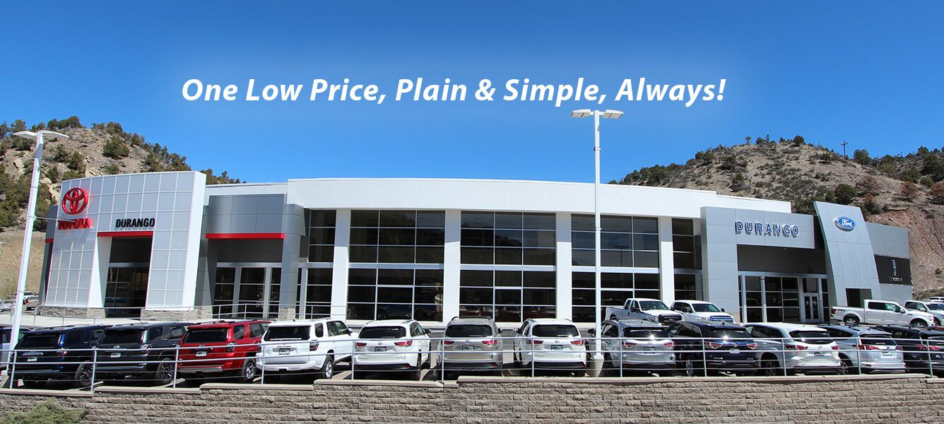 One Low Price Plain & Simple