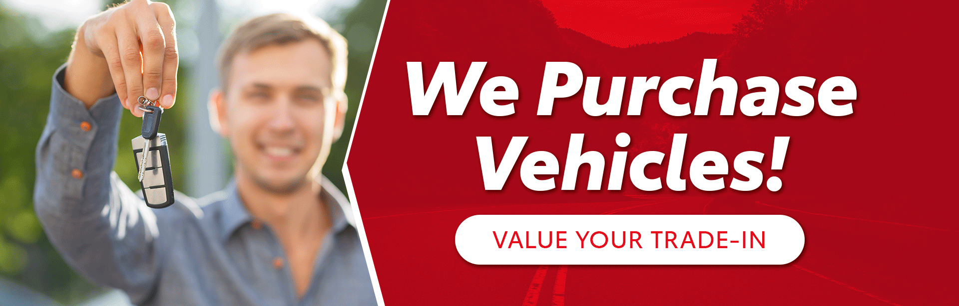 We Purchase Vehicles