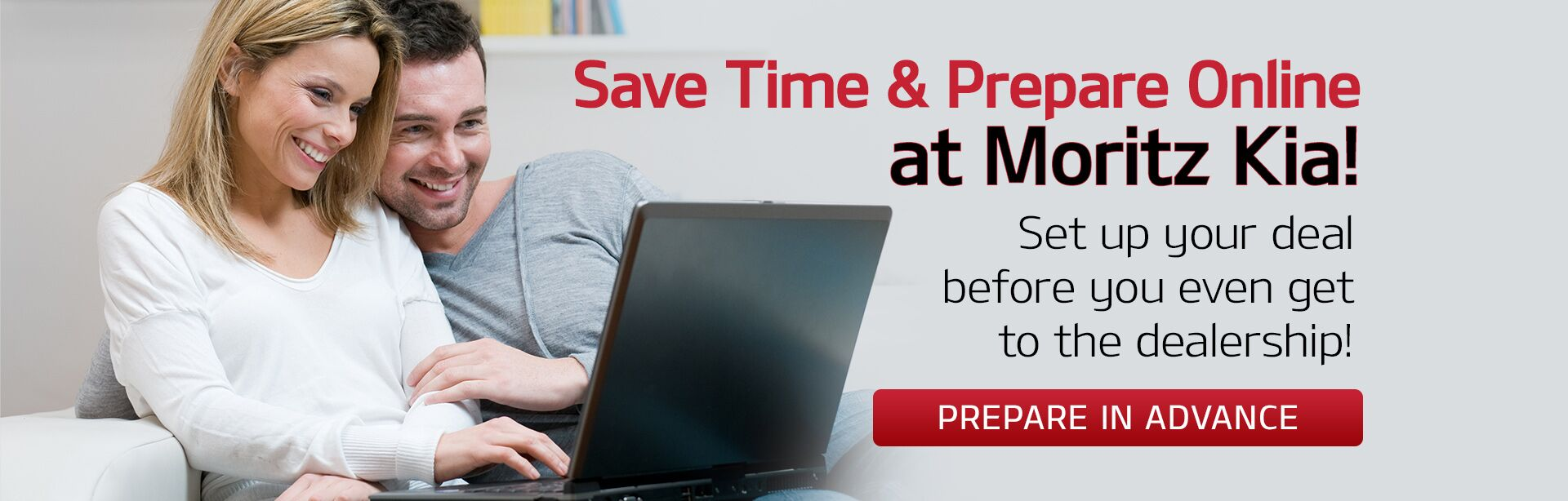 Save Time & Prepare Online