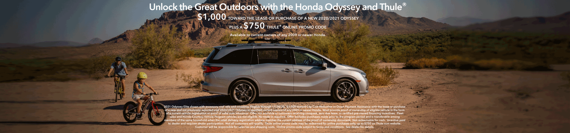 Honda Clearance Offers