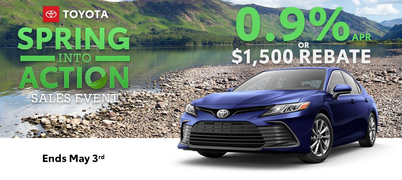 Camry Incentive