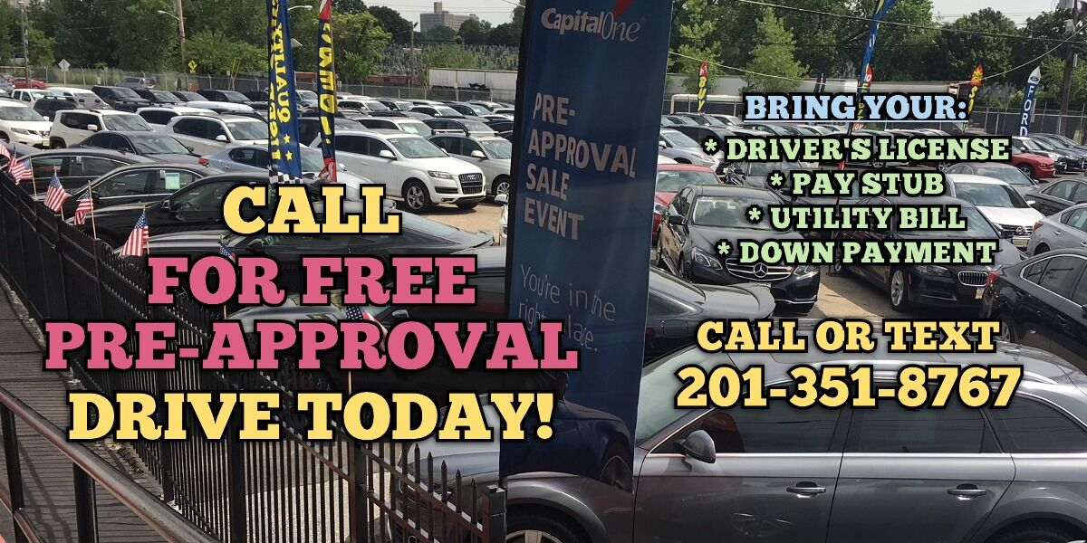 Free Auto Finance Approval