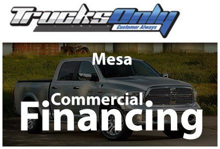 Commercial Online Approval In Mesa