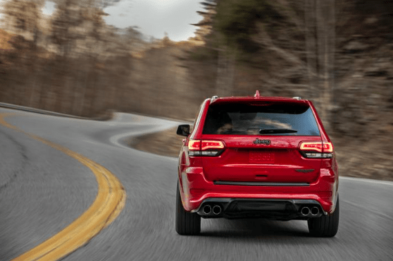 2019 Jeep Grand Cherokee Trackhawk St Albert Dodge