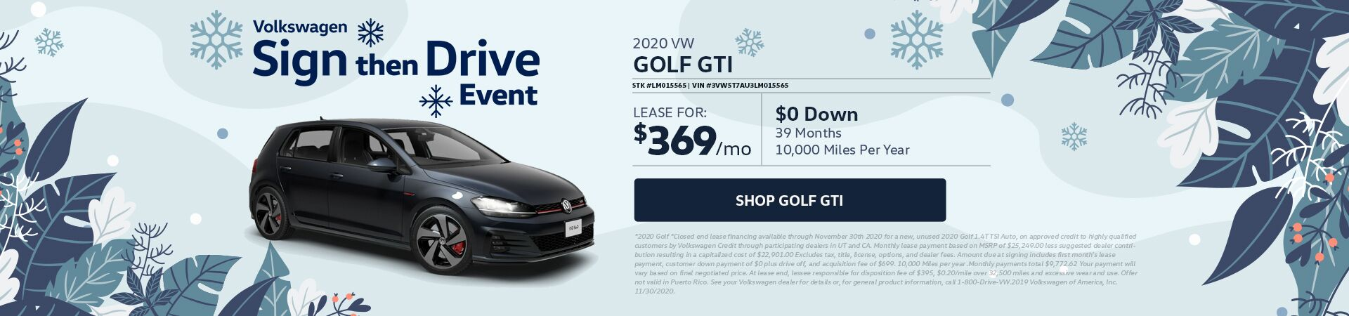 Golf GTI -updated 11.12.20