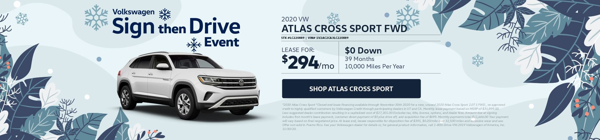 Atlas CrossSport -updated 11.12.20
