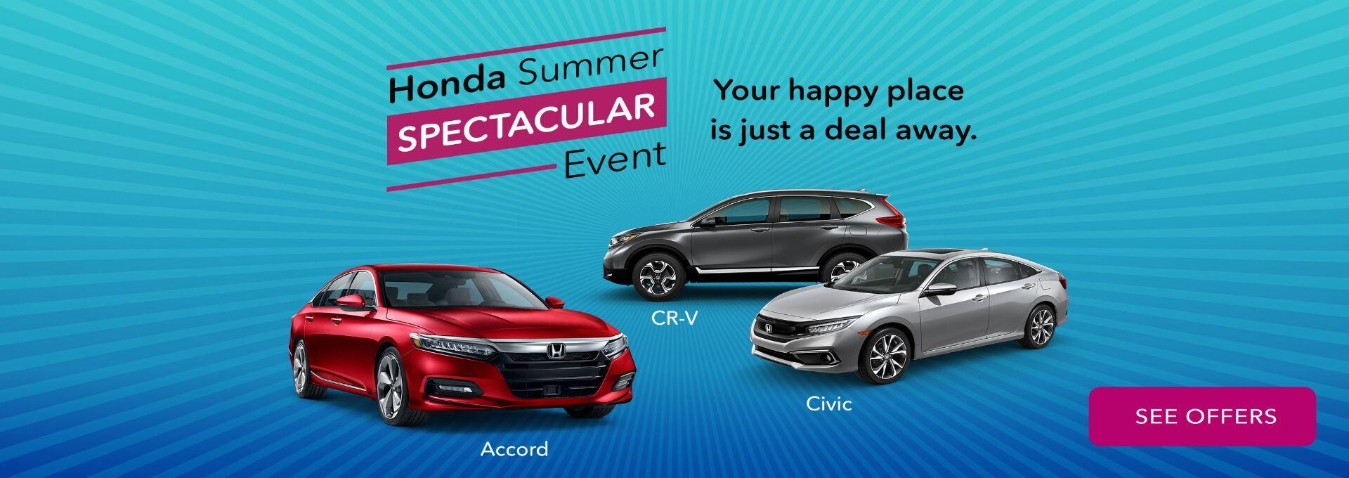 Honda Dealership Portland >> New Pre Owned Honda Cars Swickard Honda Gladstone Or