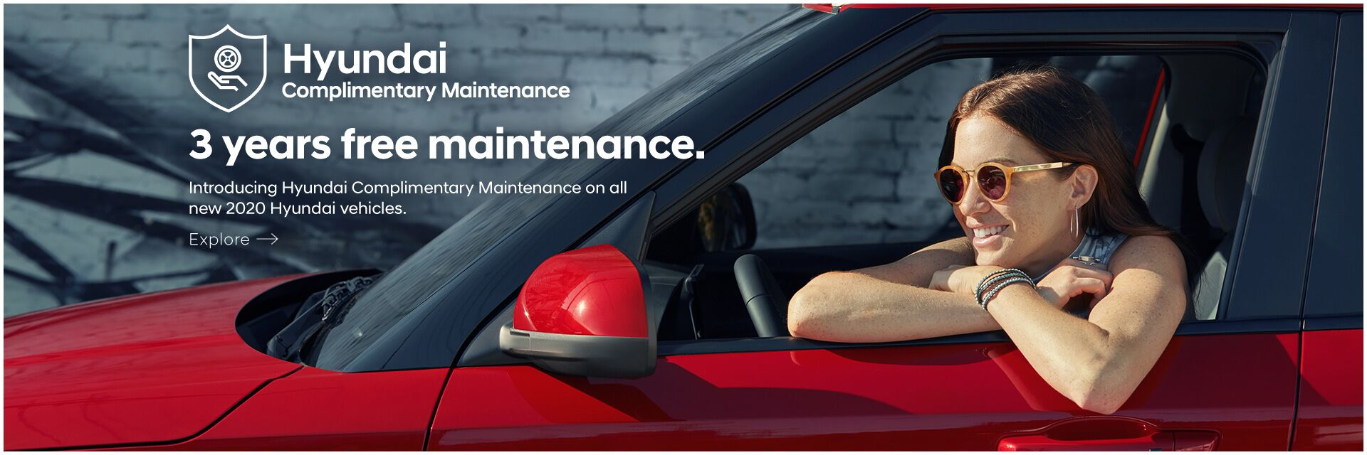 Complimentary Maintenance