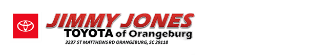 Jimmy Jones Toyota of Orangeburg logo