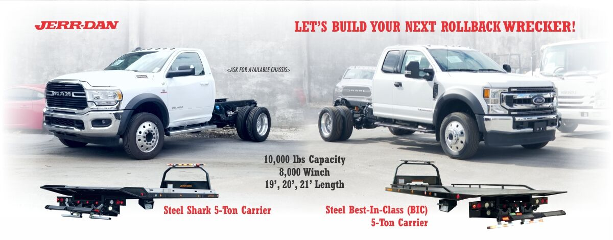 Let's build your next rollback wrecker!