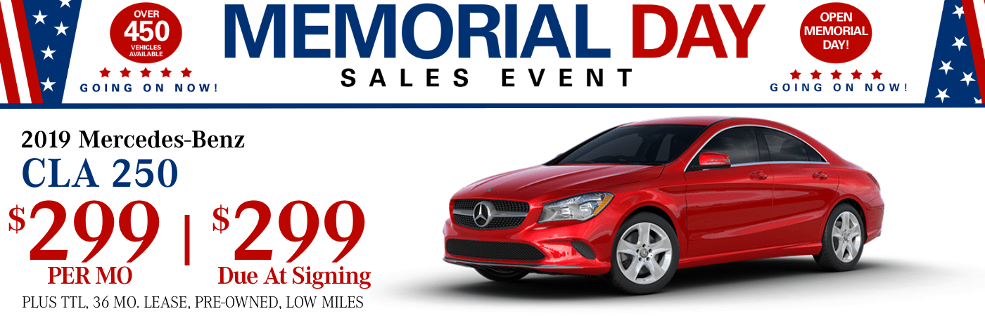 Mercedes Benz Of Seattle Special Offers