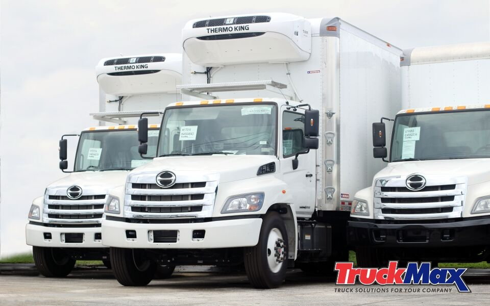 Commercial Truck Dealership Miami FL | TruckMax