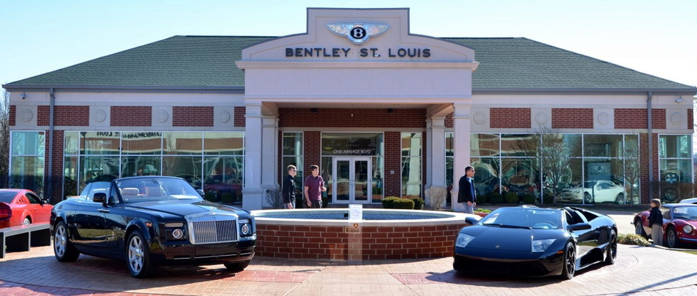 About St. Louis Motorcars In St. Louis MO