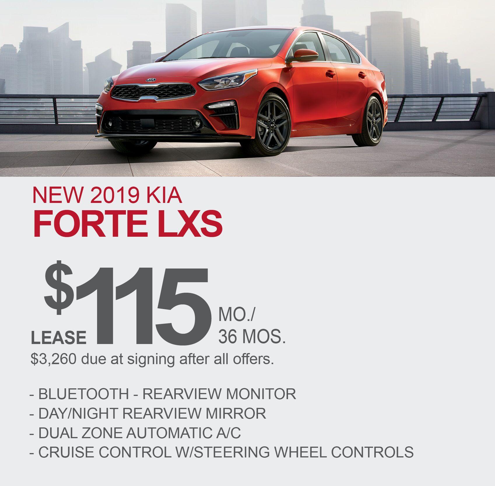 Kia Forte Special