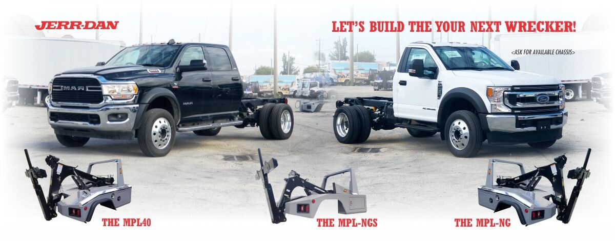 Build your next tow truck