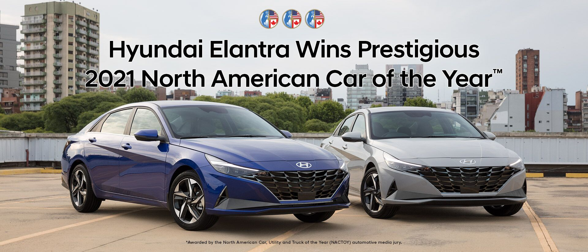 Elantra Car of the Year