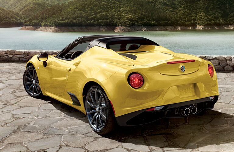 yellow 4c spider