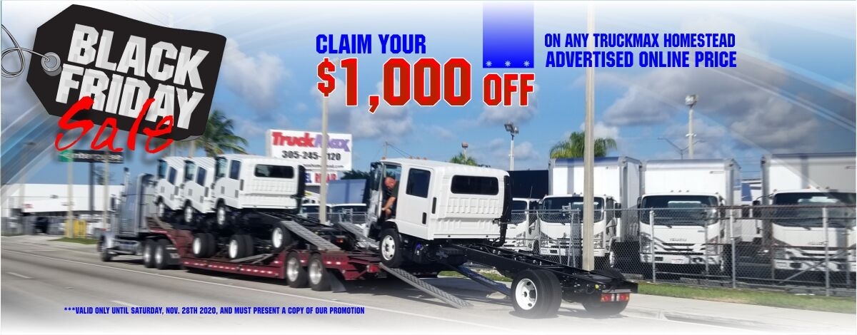 TruckMax Black Friday Sales Event