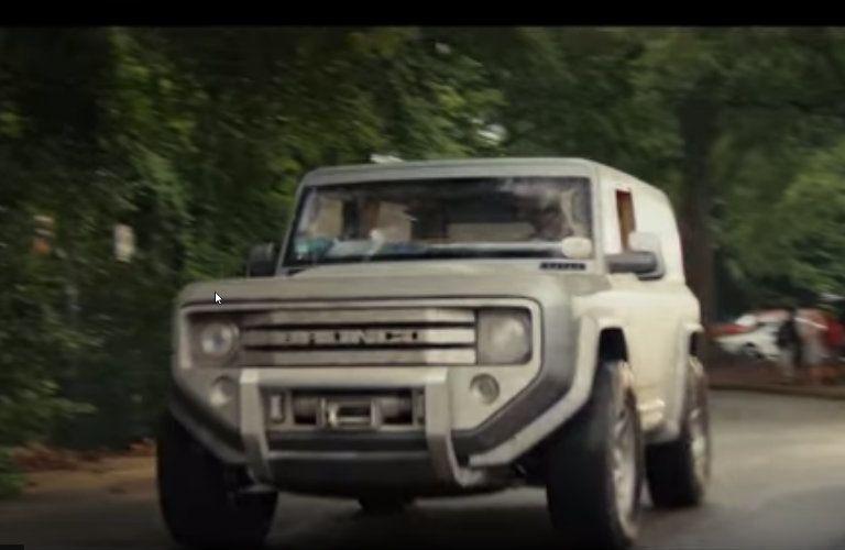 2020 Ford Bronco Preview Edmonton Sherwood Park Ab