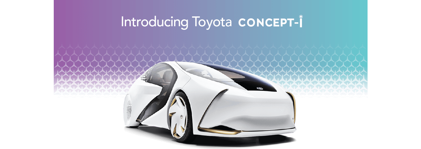 Toyota Concept from STEM