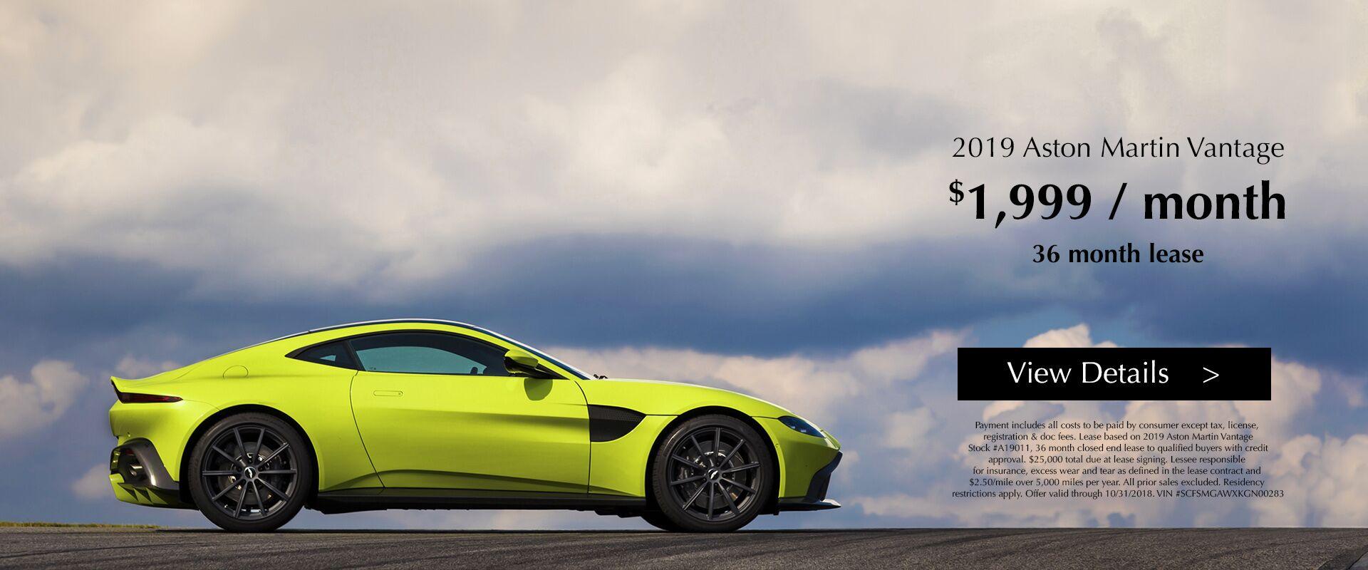 Aston Martin Bentley Bugatti Lamborghini RollsRoyce Dealership - Aston martin walnut creek