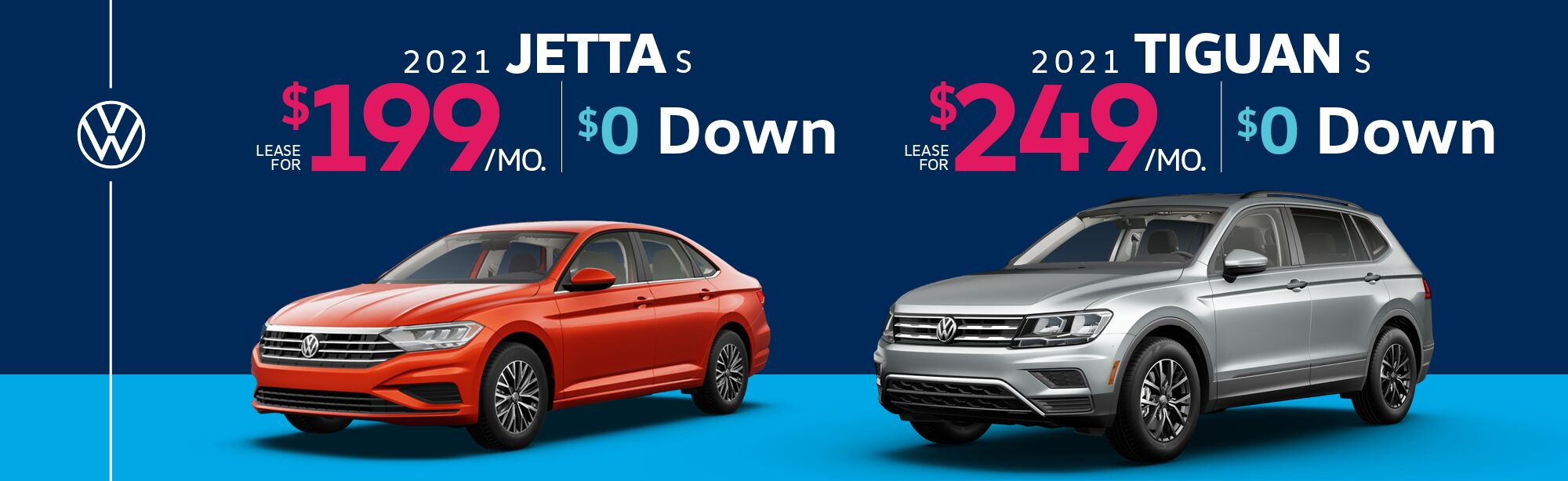 a-may-zing jetta/ tiguan
