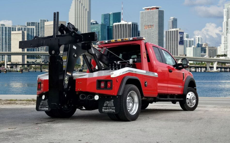Where to Get Tow Truck Parts and Tow Truck Equipment