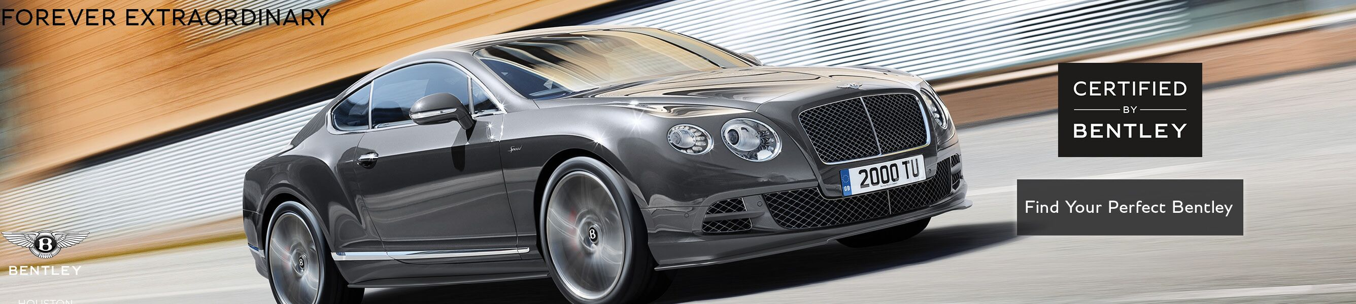 BENTLEY PREOWNED
