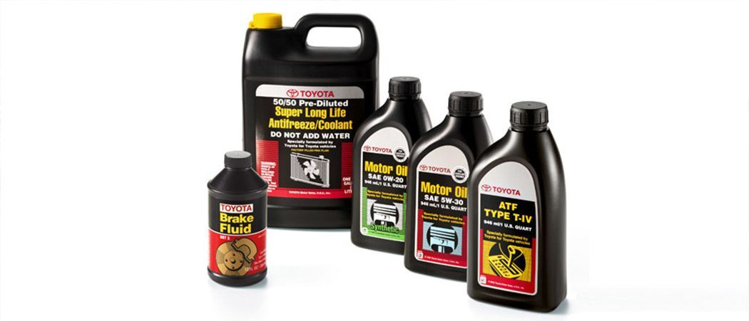 Manhattan Beach Toyota Parts Center   Toyota Service Fluid Replacement