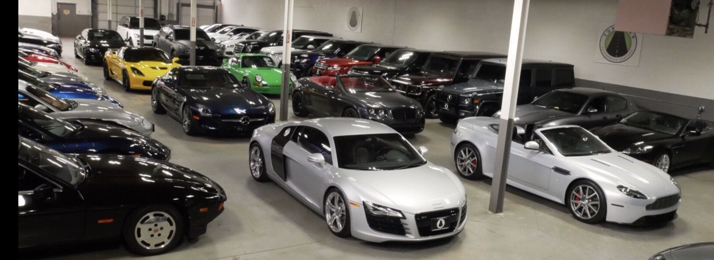 VISIT OUR 75 CAR INDOOR SHOWROOM
