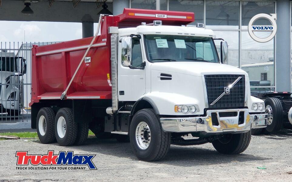 Volvo Truck Parts >> Commercial Truck Dealership Miami Fl Truckmax