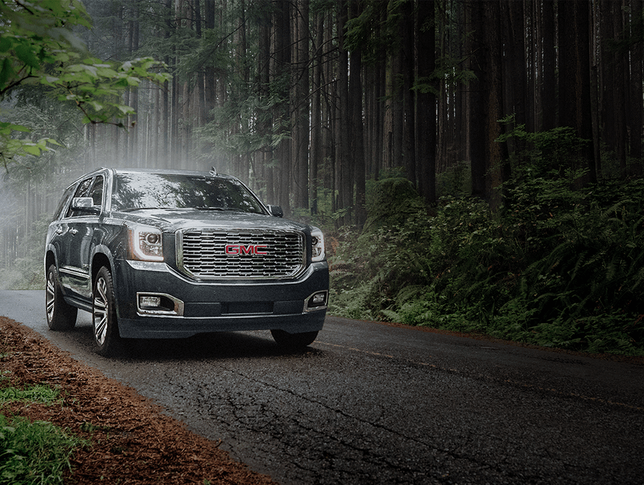 2020 GMC Yukon and Yukon XL