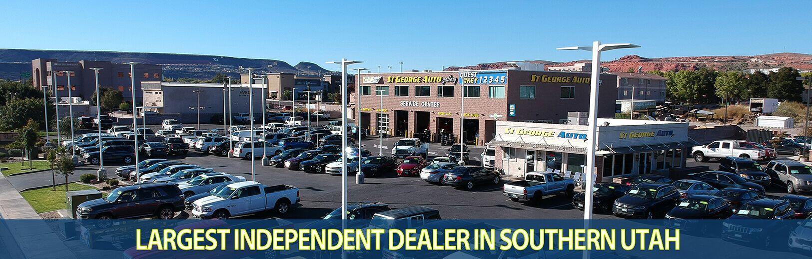 Used Car Dealerships ST George Utah