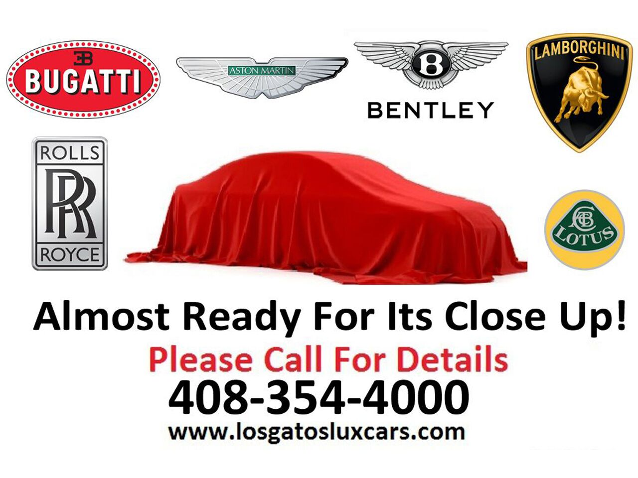 Los Gatos Luxury Cars