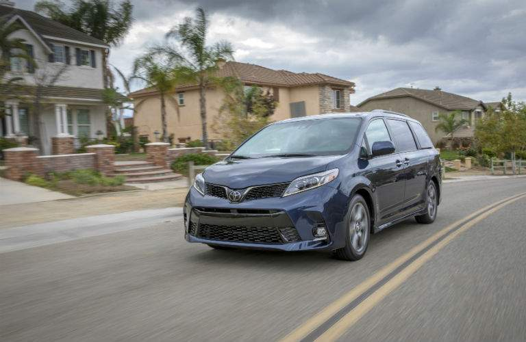 2018 Toyota Sienna in South Burlington, VT