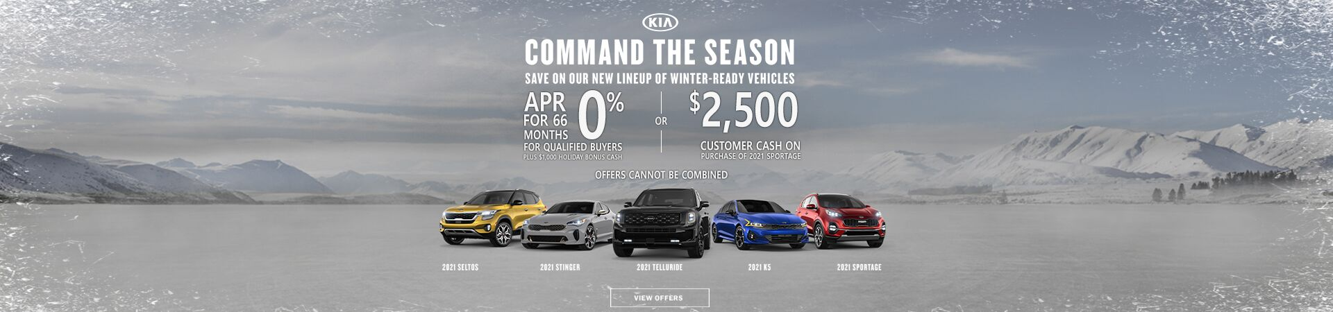 Kia Command the Season