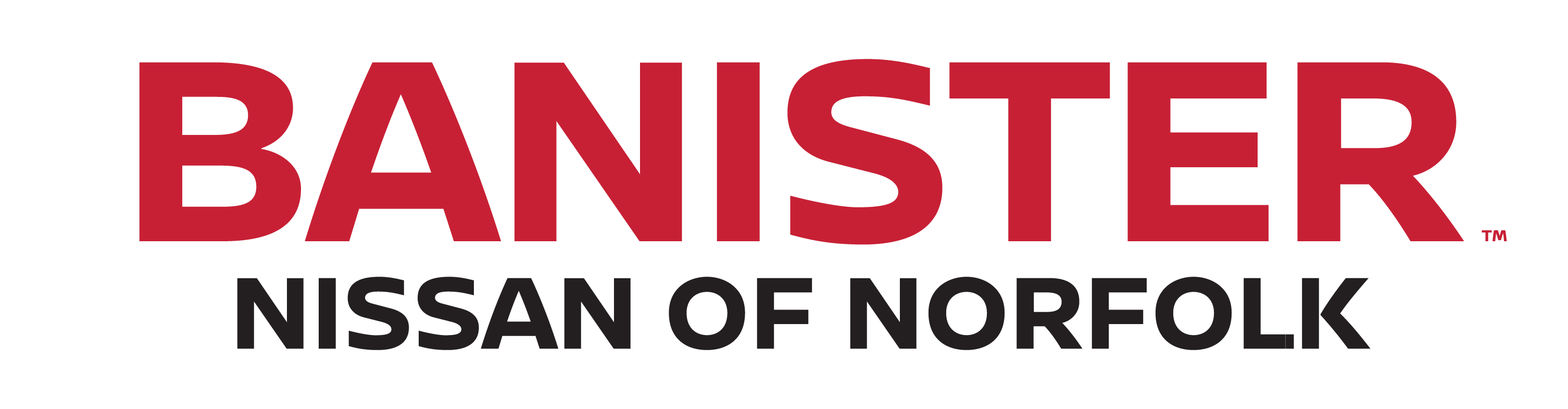 Banister Nissan of Norfolk logo