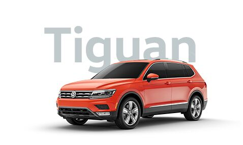 View our Tiguan inventory