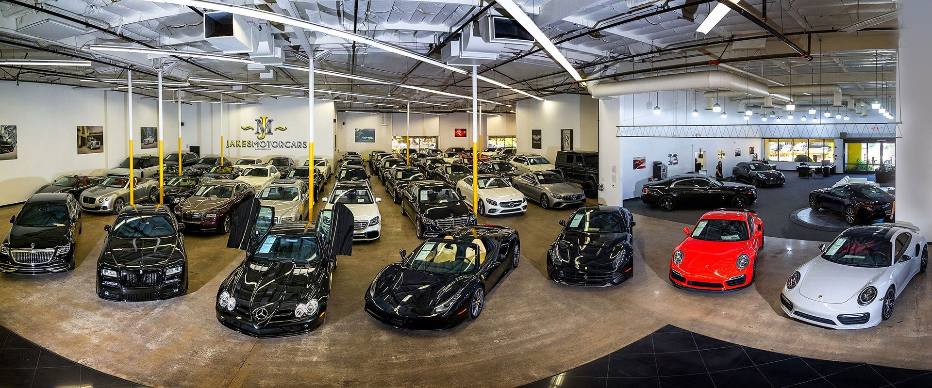 Exotic Car Dealerships Near Me >> Used Vehicle Dealership San Diego Ca Jake S Motorcars