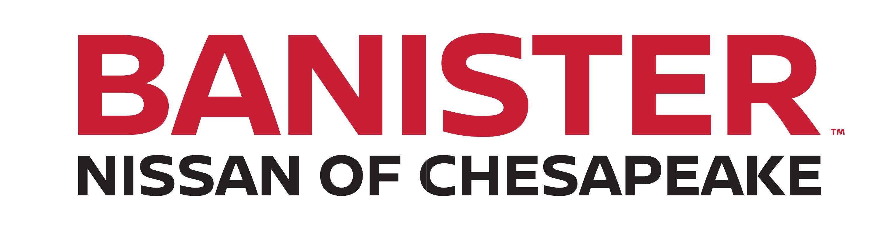 Banister Nissan of Chesapeake logo