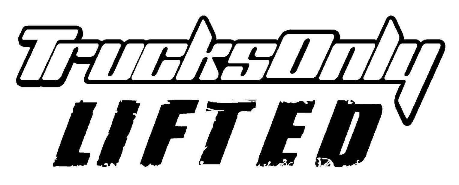 Lifted Trucks Only logo