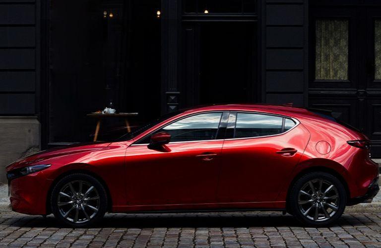 2020 Mazda3 Hatchback Fontana Ca