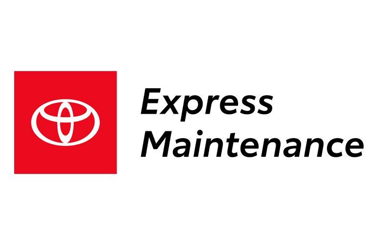 express-maintenance at St. Cloud Toyota