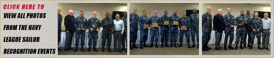 Sailor of the Quarter & Sailor of the Year Awards