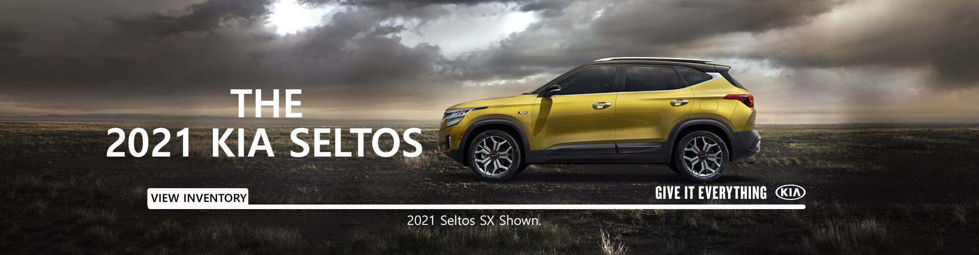 Kia Seltos No Offer 202037