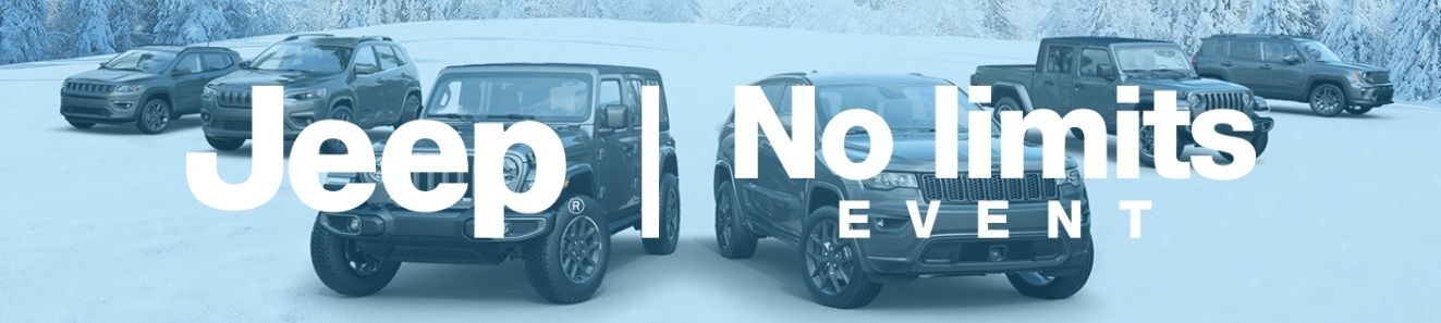 Jeep No Limits Sales Event