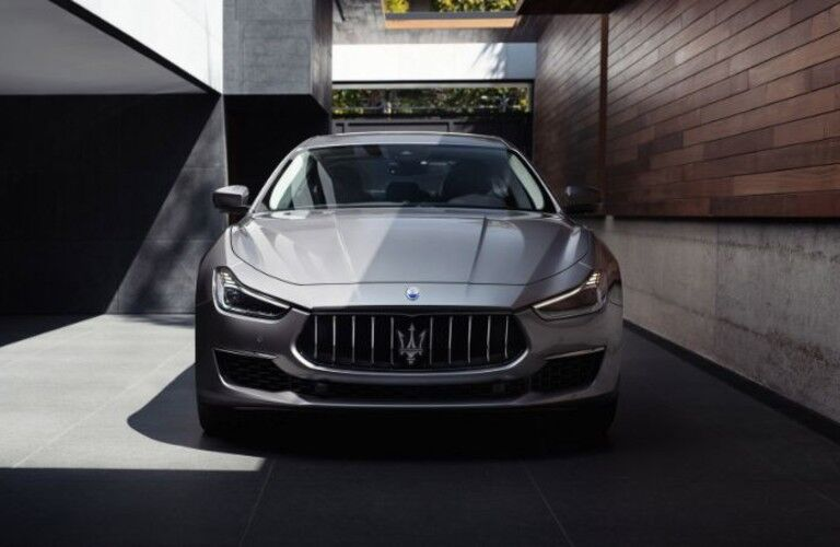 front view of the 2020 Maserati Ghibli