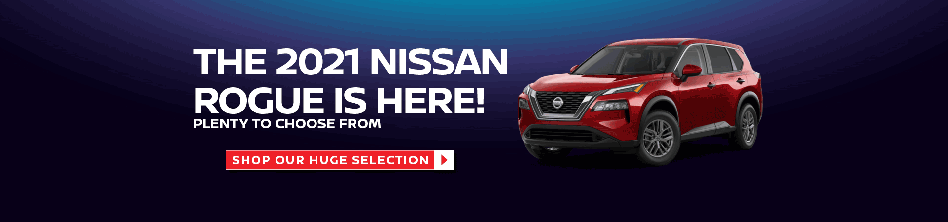 2021 Nissan Rogue In Stock