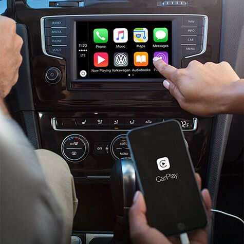 New 2019 Beetle Carplay