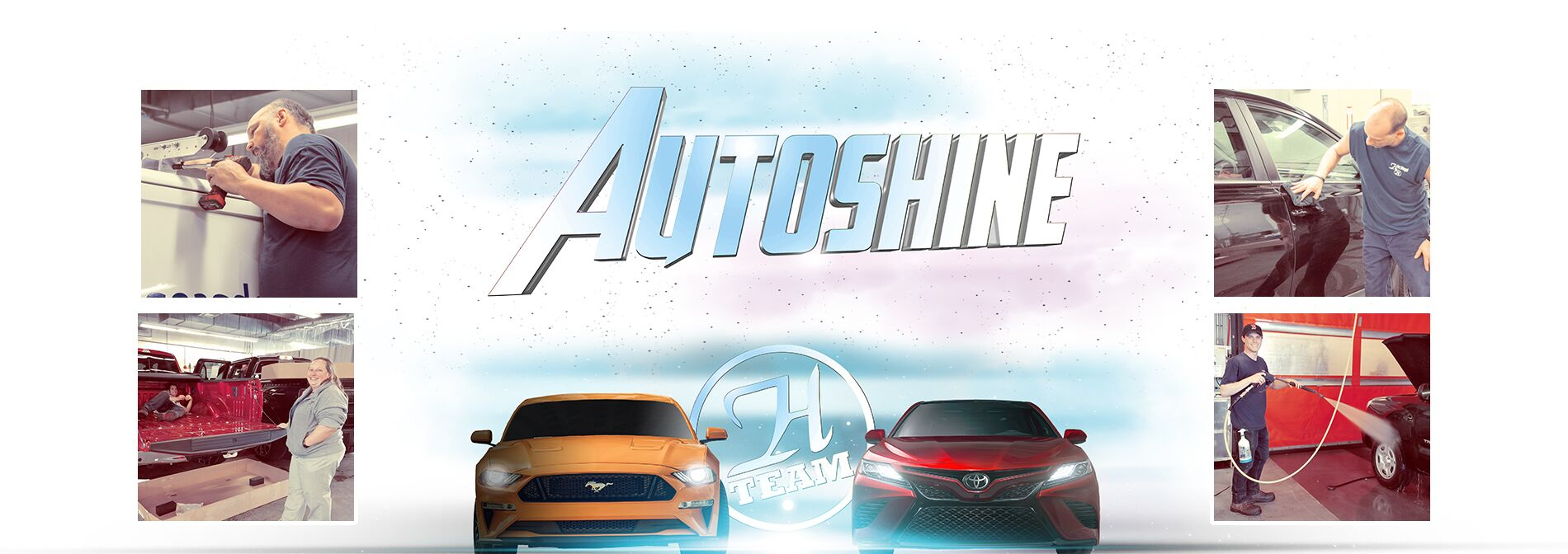 Autoshine Department at Heritage Toyota